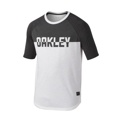 Tshirt OAKLEY Wyatt Knit - White