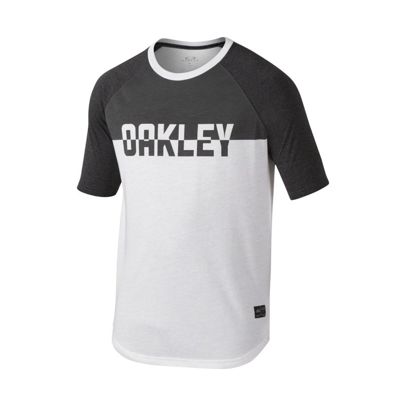 OAKLEY Tshirt Wyatt Knit - White