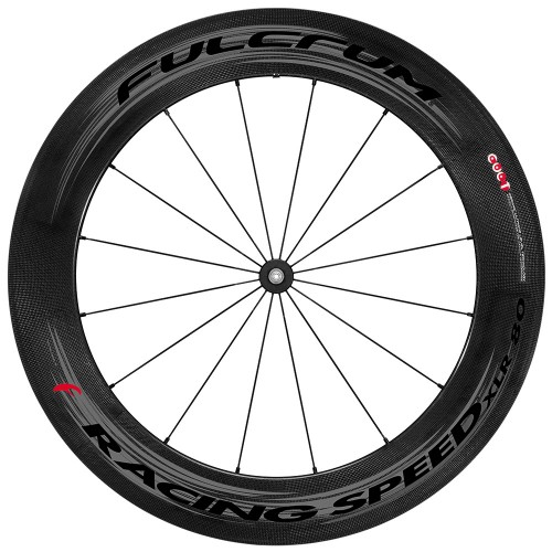 FULCRUM Paire Roues Racing Speed XLR 80