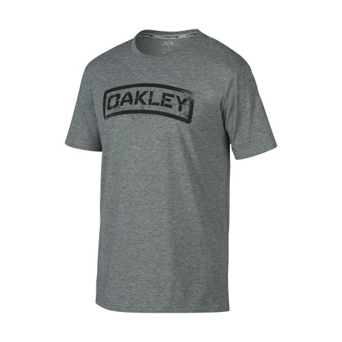 Tshirt OAKLEYTab Tee - Athletic Grey