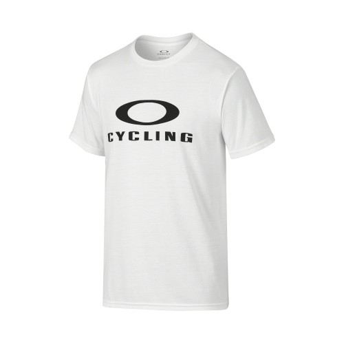 OAKLEY Tshirt O-Cycling Tee - White