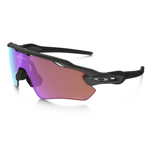 OAKLEY Lunettes Radar EV XS Path Steel W / Prizm Golf
