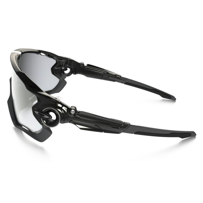 OAKLEY Lunettes Jawbreaker Polish Black/ Photochromic