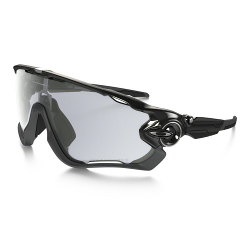 OAKLEY Lunettes Jawbreaker Polish Black/ Photochromic