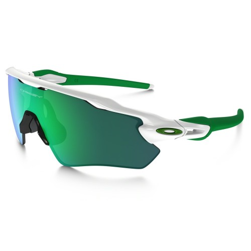 Lunettes OAKLEY Radar EV Path Polish White /Jade Iridium