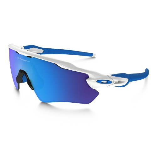 Oakley Radar EV XS Path Polish White/Saphirre Iridium