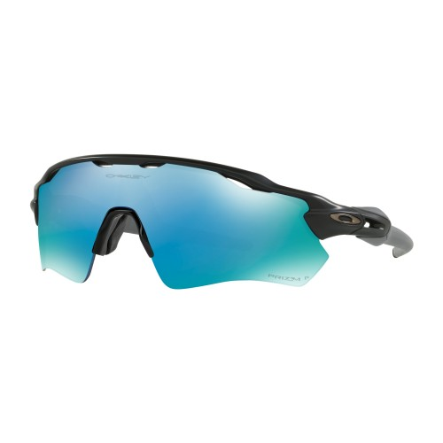Lunettes OAKLEY Radar EV Matte Black Prizm Deep Water Polarized