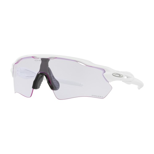 Lunettes OAKLEY Radar EV Polished White/Prizm Low Light