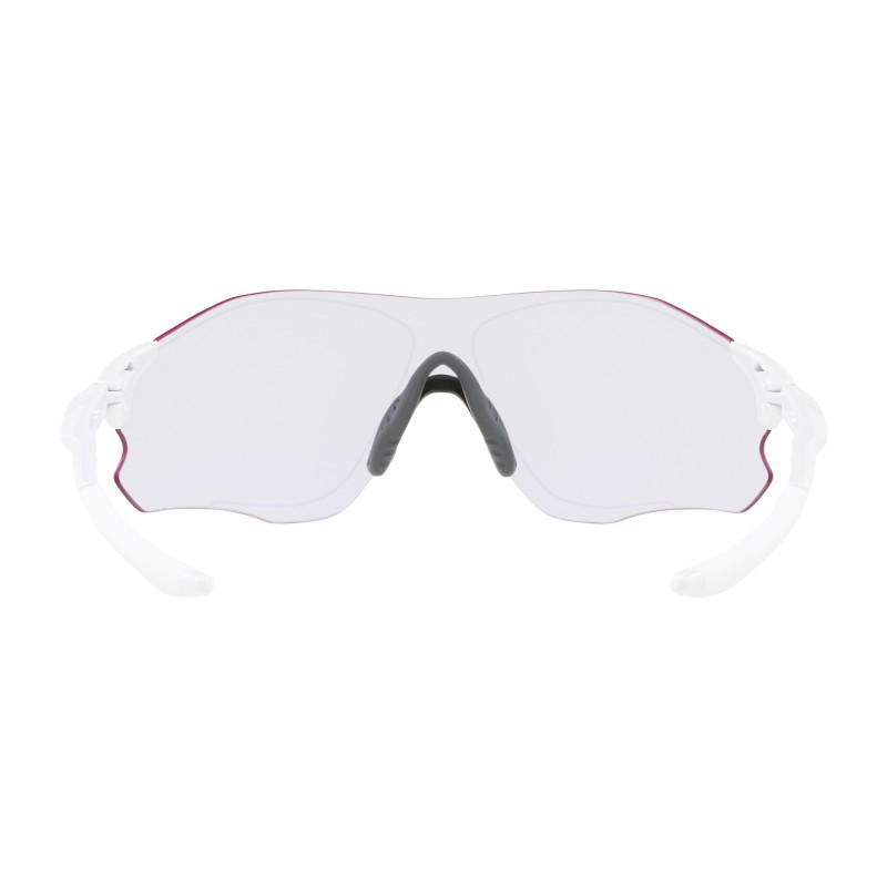 Oakley Lunettes Radar EV Zero Polished White Prizm Low Light