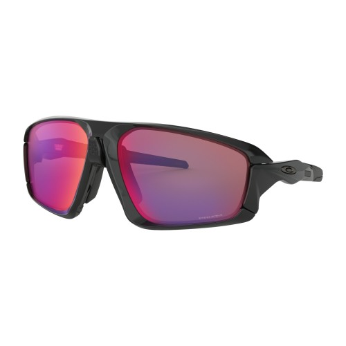 Lunettes OAKLEY Field Jacket Polished Black Prizm Road