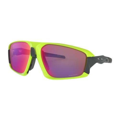 Oakley Lunettes Field Jacket Retina Burn Prizm Road