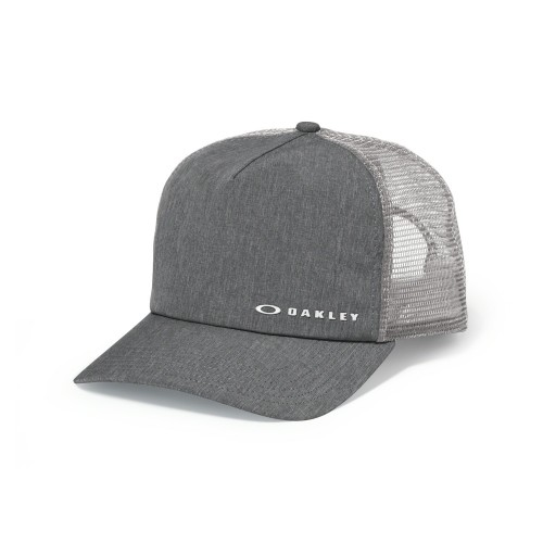 Casquette OAKLEY K-38 Hyfrofee Trucker Hat Jet Black Heather