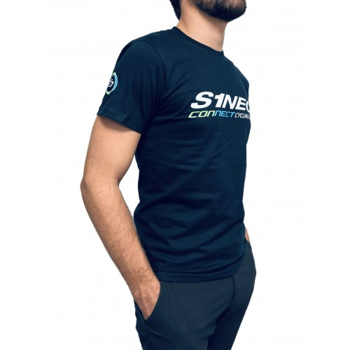 Tee Shirt S1neo Connect Cycling Team
