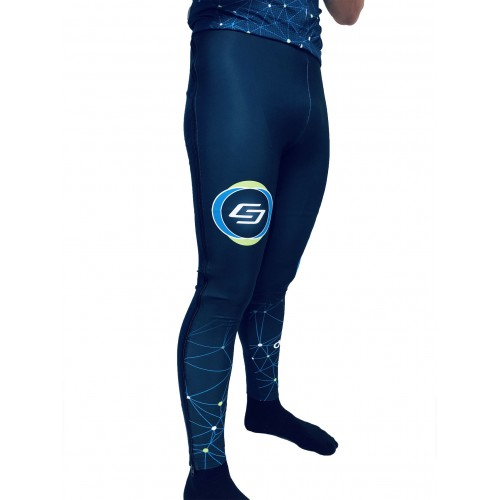 Pantalon échauffement Replica S1neo Connect Cycling Team