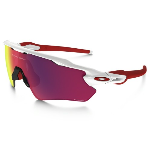 OAKLEY Lunettes Radar EV Polished White / Prizm