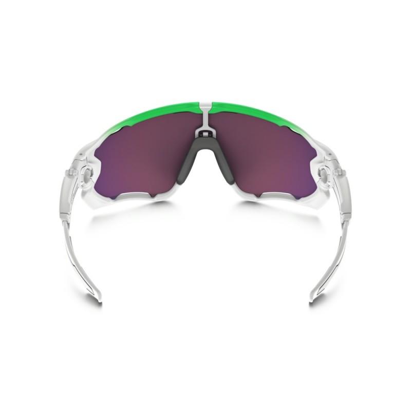 OAKLEY Lunettes Jawbreaker Green Fade / Prizm
