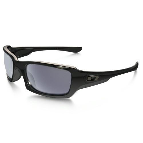 Lunettes OAKLEY Fives Squared Polished Black / Grey